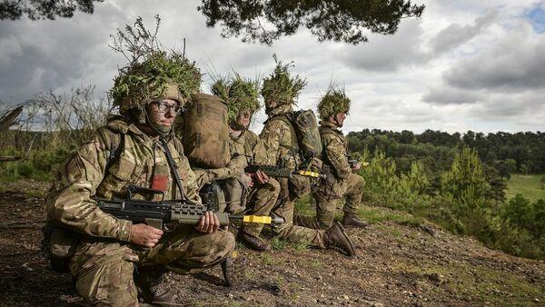 Soldats. Image d'illustration - Sputnik France