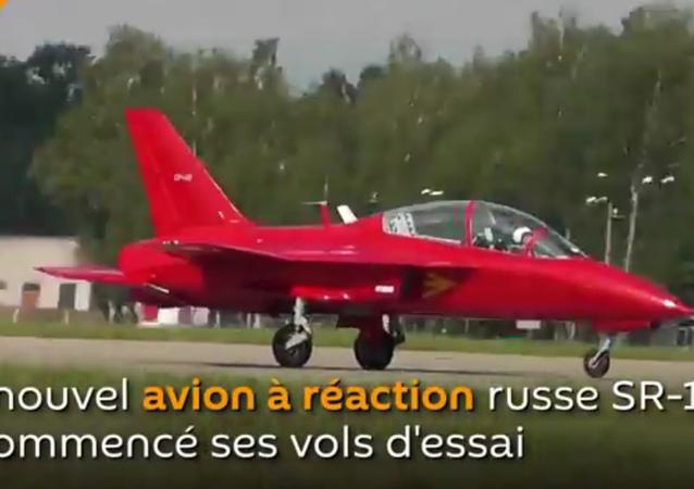 L'armée de l'air russe teste un avion unique