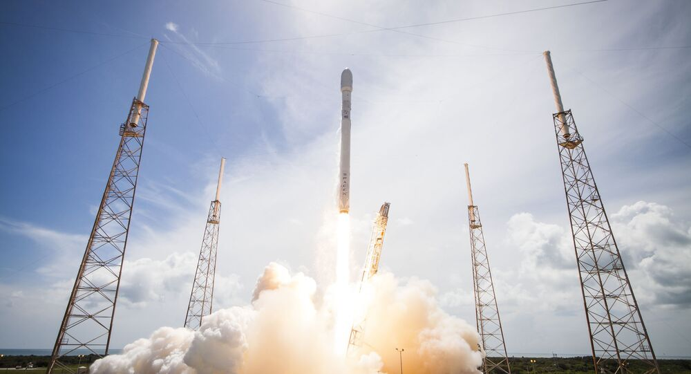 """Lanceur """"Falcon 9"""""""