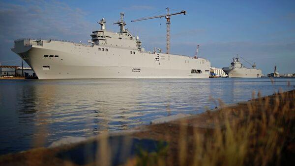 Les Mistrals égyptiens seront équipés d'hélicoptères russes - Sputnik France