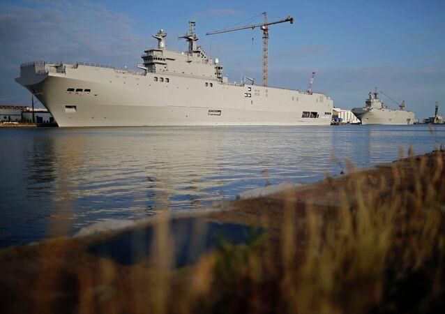 Les Mistrals égyptiens seront équipés d'hélicoptères russes