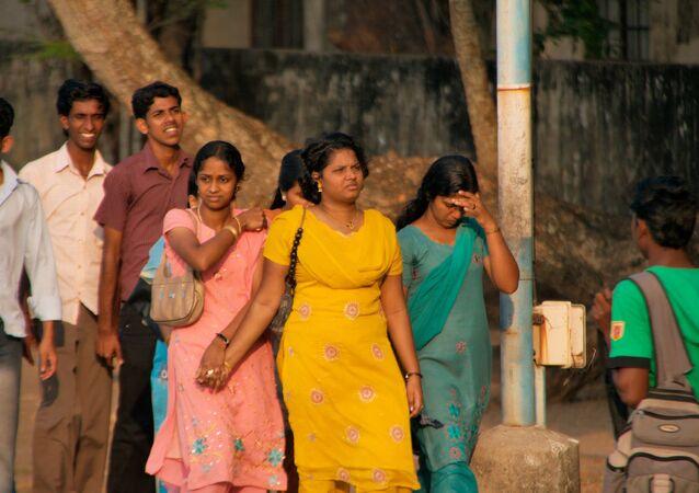 les femmes indiennes