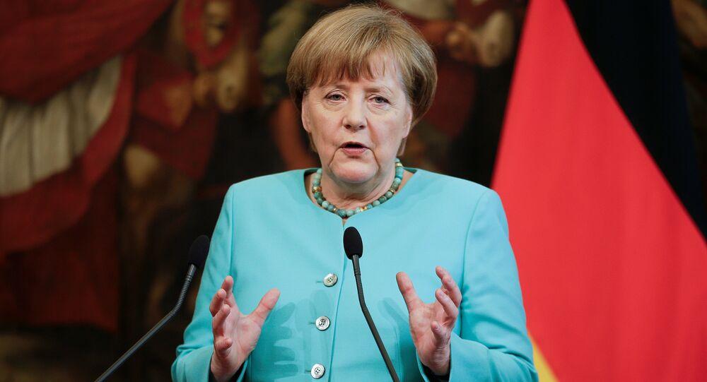 Merkel réaffirme les liens entre Berlin et Ankara malgré les divergences