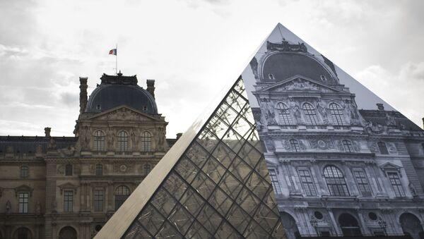 Le Louvre - Sputnik France