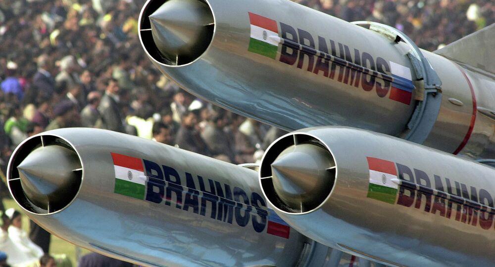 missile de croisière Brahmos