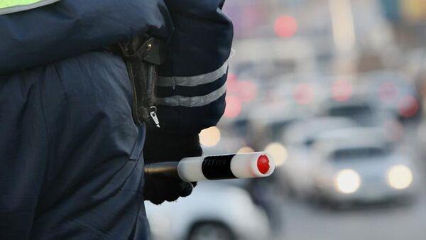 Police de la route de la Russie - Sputnik France