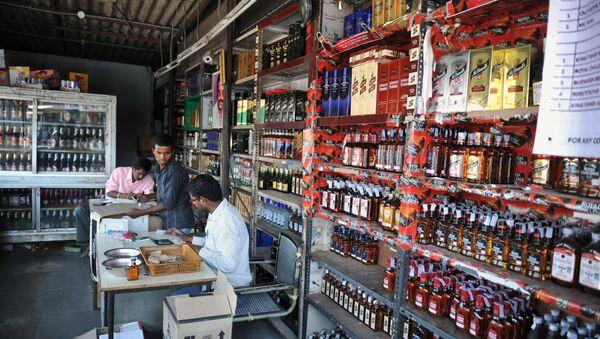 En Inde, un labyrinthe pour contourner la loi sur la vente d'alcool - Sputnik France