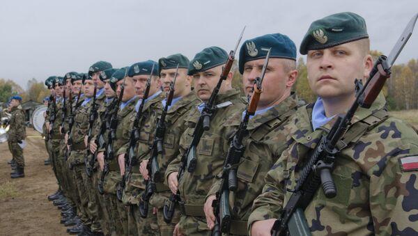 Soldats polonais - Sputnik France