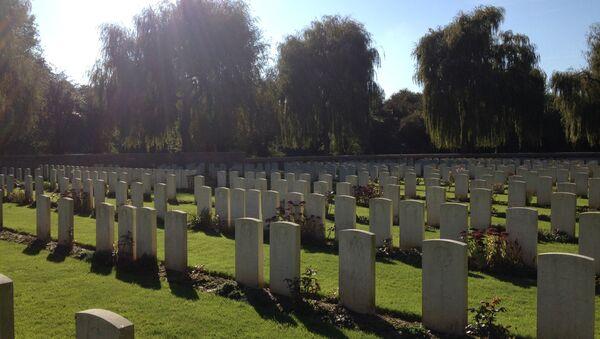 Un cimetière - Sputnik France