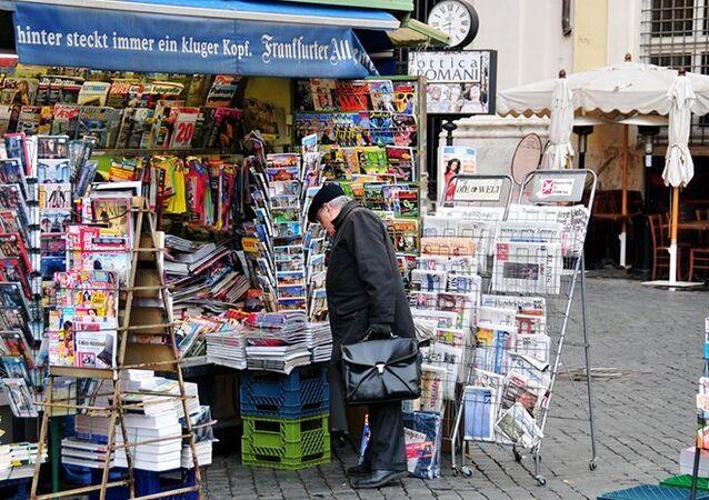 La presse allemande