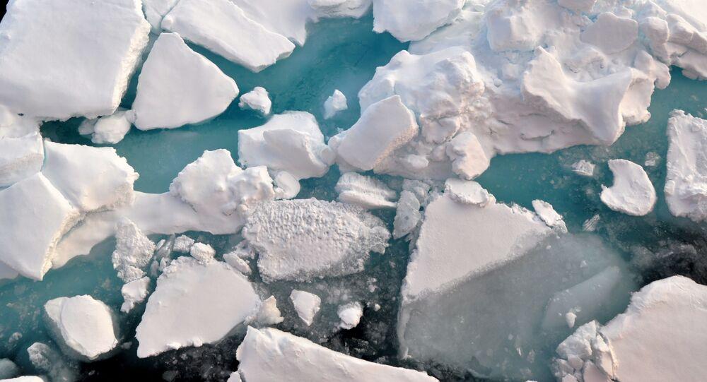 Arctique, image d'illustration