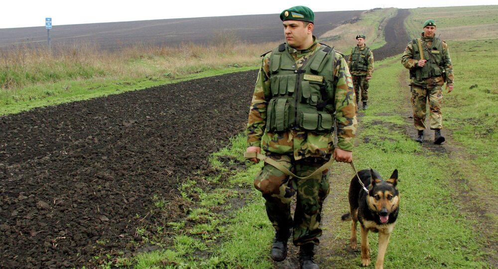 Gardes-frontières ukrainiens