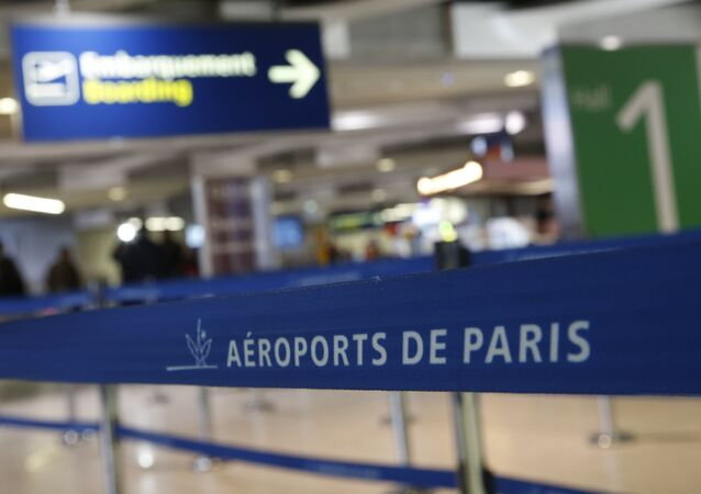 Aéroport Charles-de-Gaulle