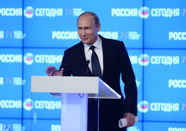 Les principales réussites de Poutine, selon les Russes