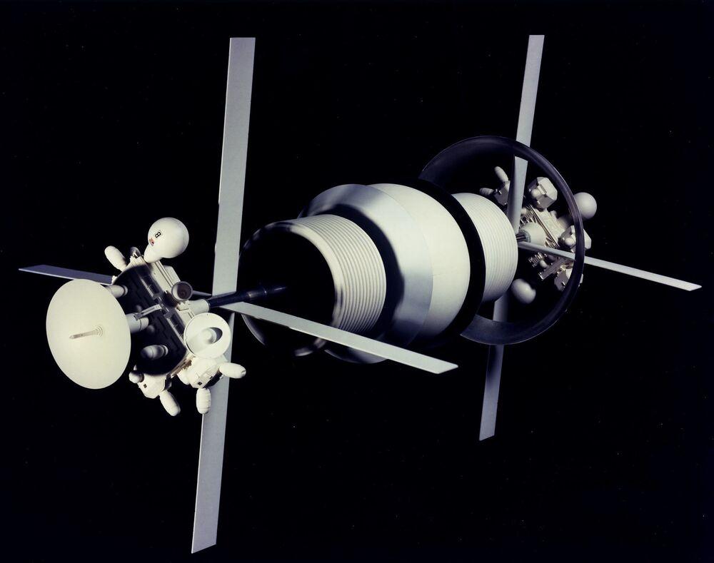 La colonisation spatiale, avenir de l'humanité ou utopie?