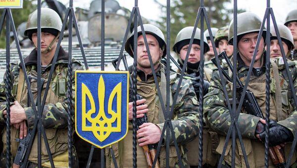 militaires ukrainiens - Sputnik France
