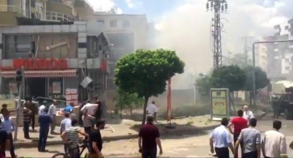 Nouvel attentat sanglant en Turquie