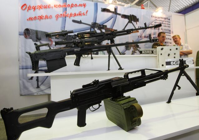 Washington entendrait équiper ses troupes spéciales avec des copies d'armes russes