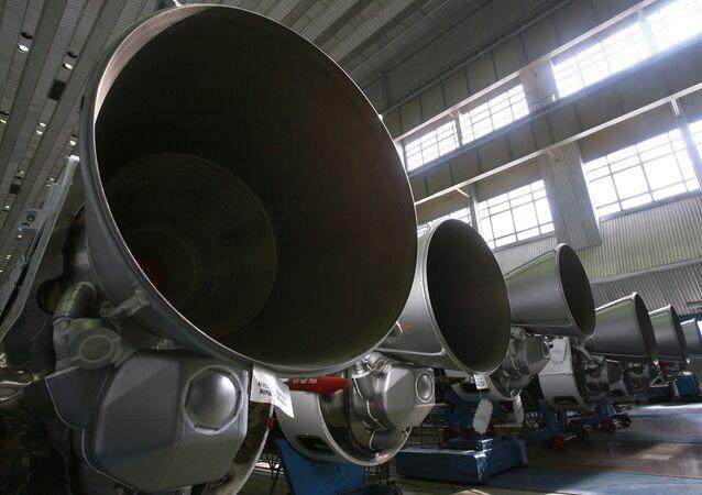 La rupture avec Moscou frappe la branche spatiale de l'Ukraine