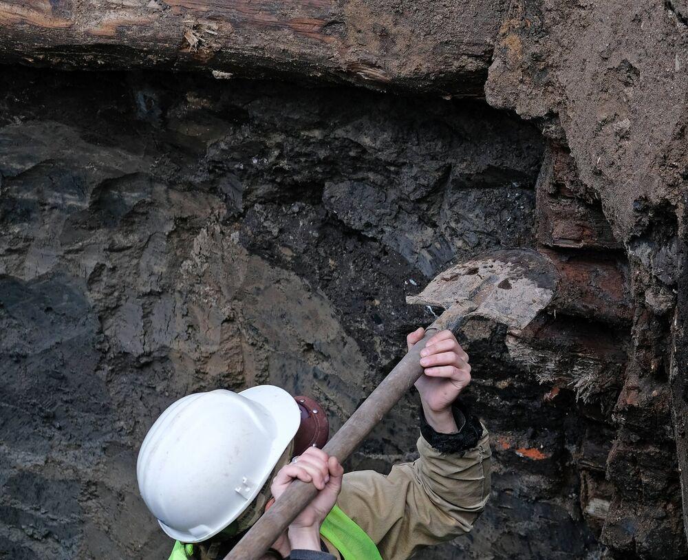 Les trouvailles archéologiques dans le centre de Moscou