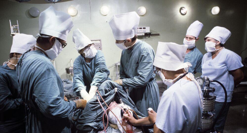 Un bloc opératoire