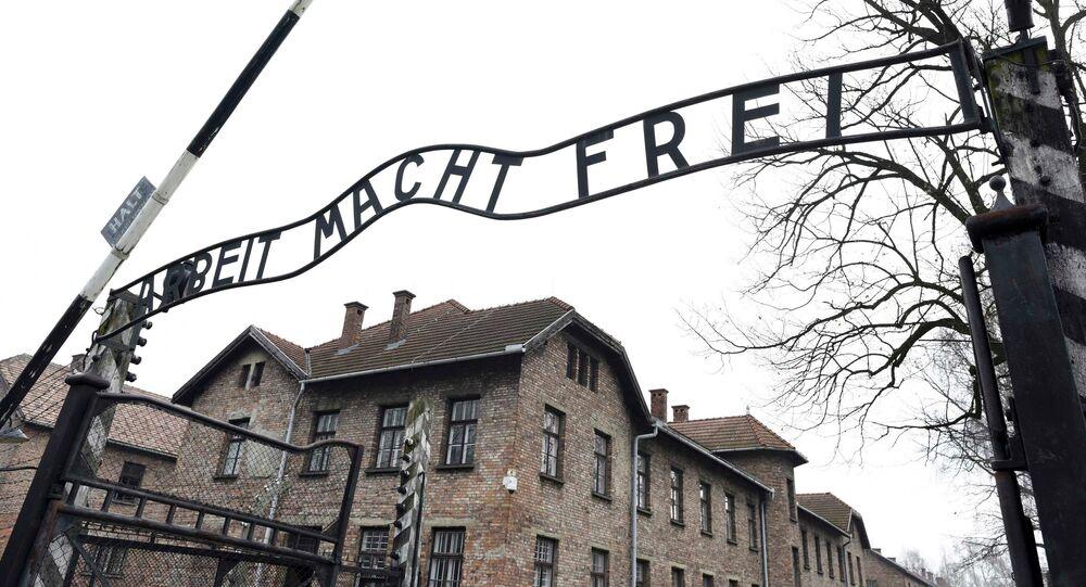 Le camp Auschwitz