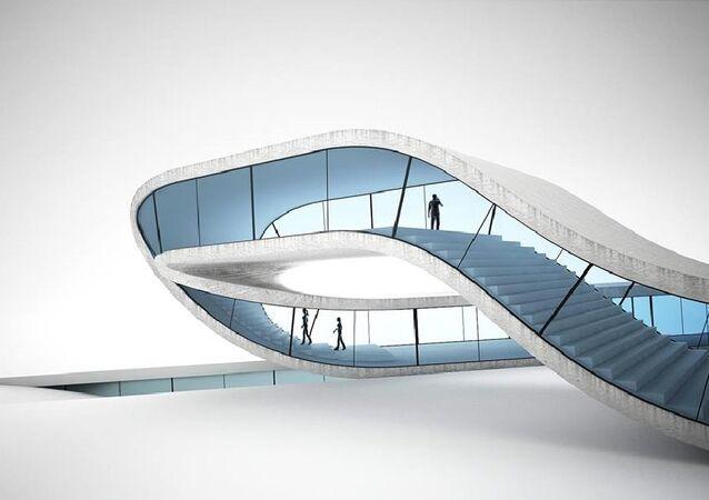 Un architecte néerlandais propose de construire des bâtiments sans fin