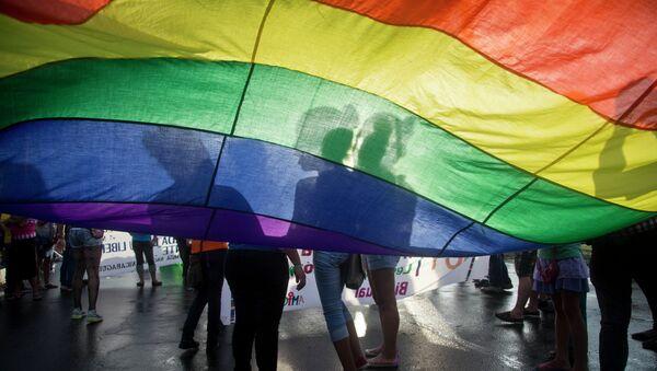 L'Écosse sera le premier pays au monde à enseigner les droits des LGBTI dans les écoles (image d'illustration) - Sputnik France