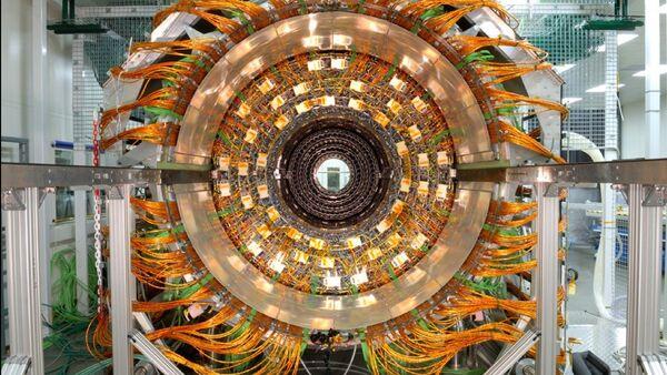 Le Grand collisionneur de hadrons (LHC) - Sputnik France
