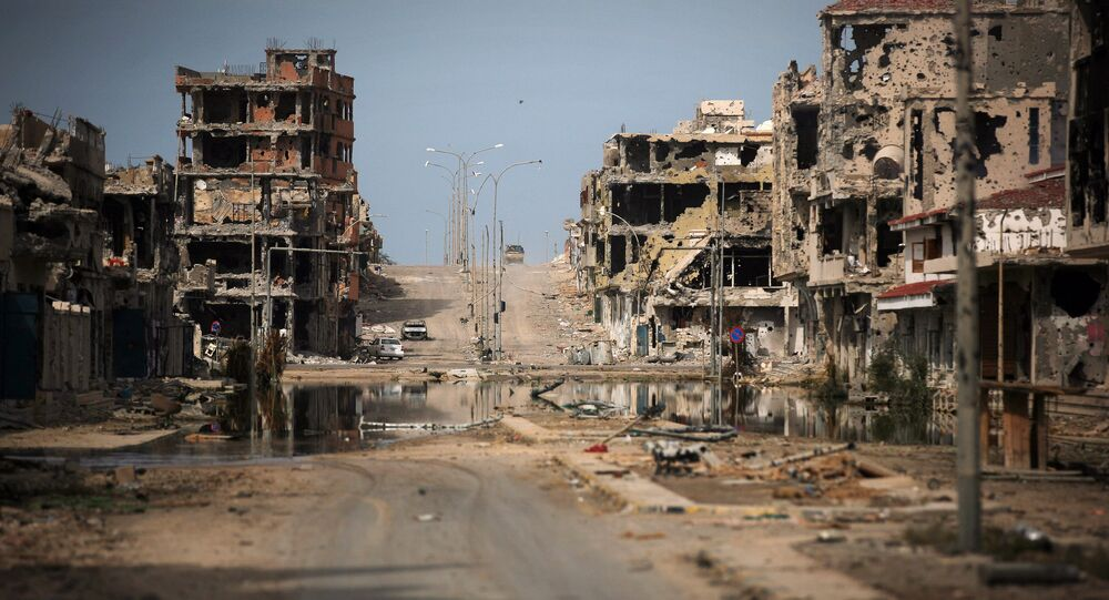 Sirte (image d'archive)