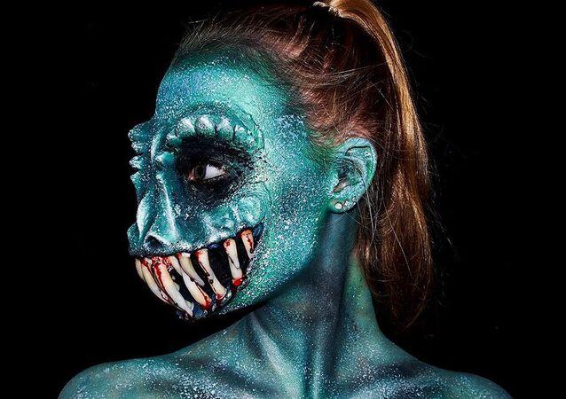 La Belle ou la Bête? Ces filles vont vous éblouir avec leur maquillage