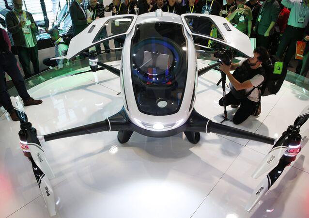 Le drone Ehang 184