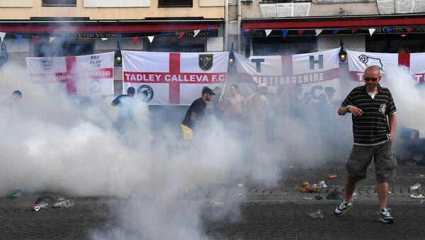Euro 2016: les hooligans anglais font à nouveau parler d'eux - Sputnik France
