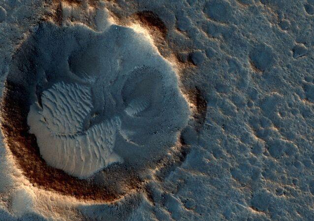 La surface martienne