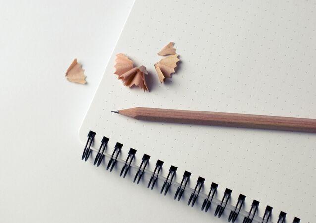 Un crayon