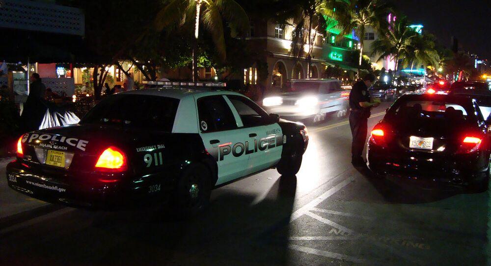 La police de la Floride