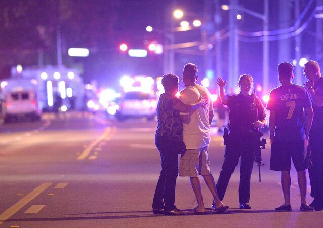 La fusillade d'Orlando