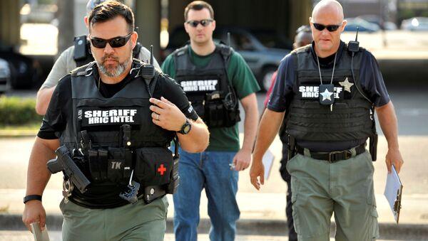 Les membres de l'unité chargée d'enquêter sur la fusillade d'Orlando - Sputnik France