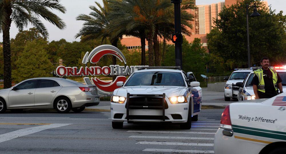 La police d'Orlando boucle le night-club Pulse, le théâtre de la pire fusillade dans l'histoire des Etats-Unis