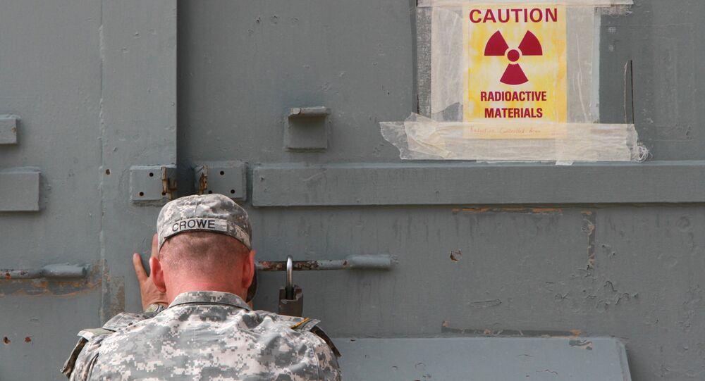 nucléaire (image d'illustration)