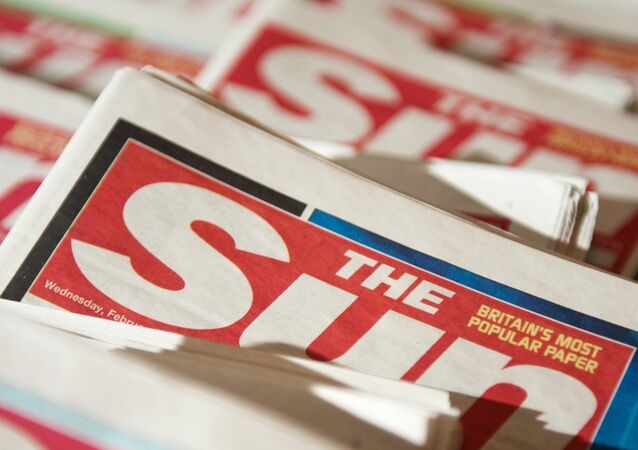 The Sun, le quotidien britannique