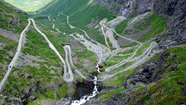 Ce n'est pas la destination qui compte, mais la route! - Sputnik France