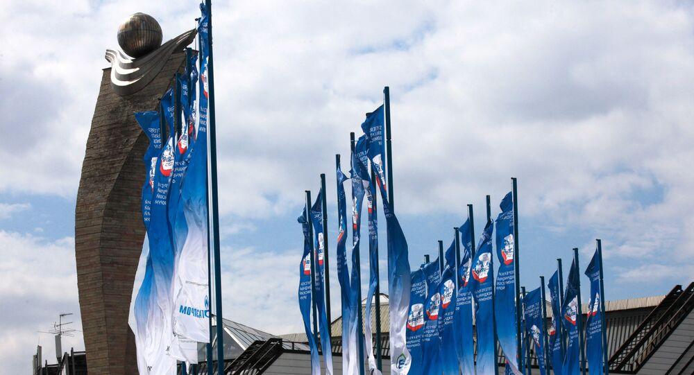 Saint-Pétersbourg prêt à accueillir le forum économique