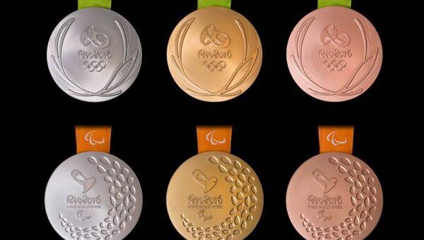 Rio 2016 - Sputnik France