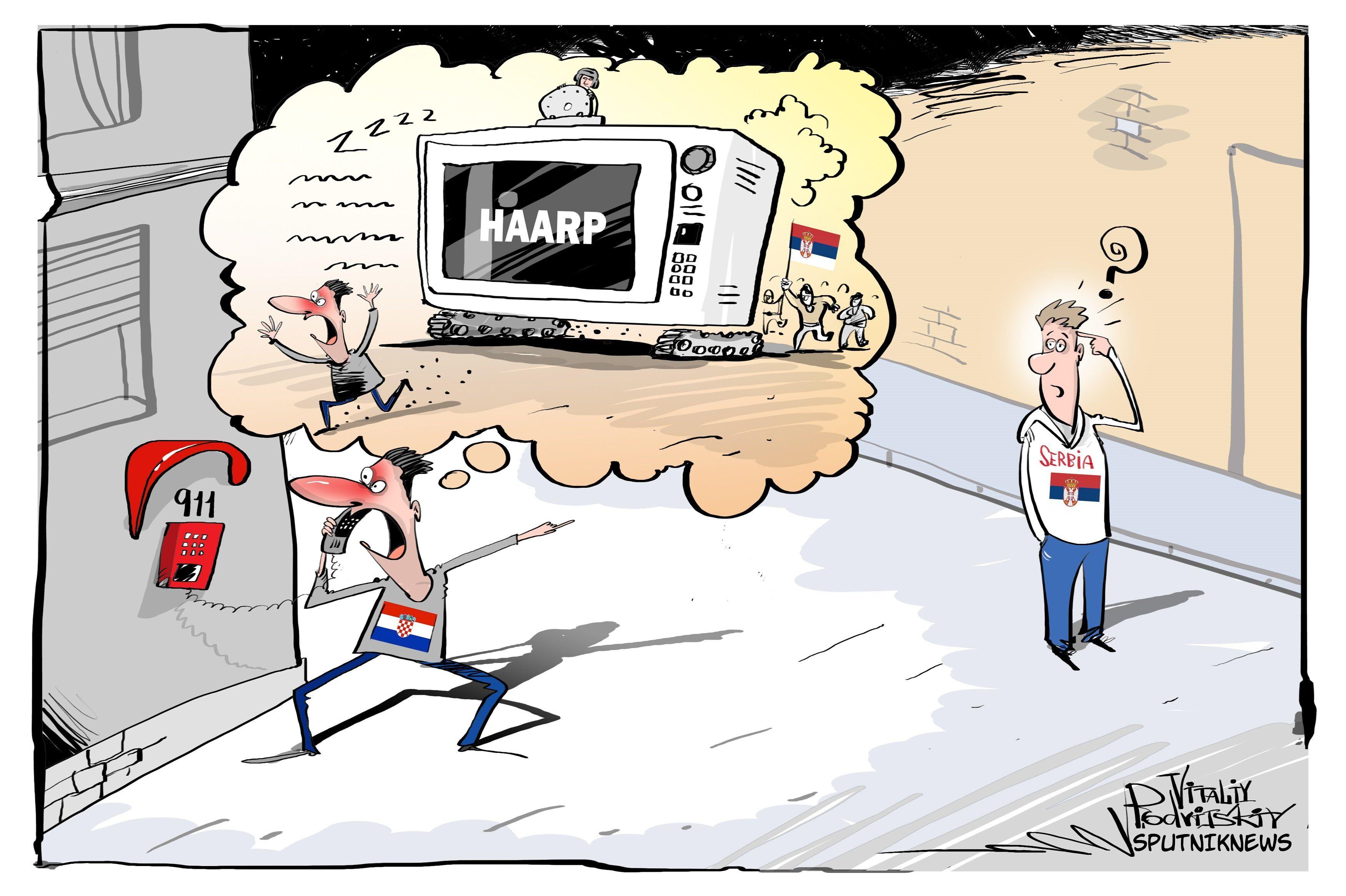 Ce HAARP serbe qui nous rend fou. Les scientifiques croates sonnent l'alarme