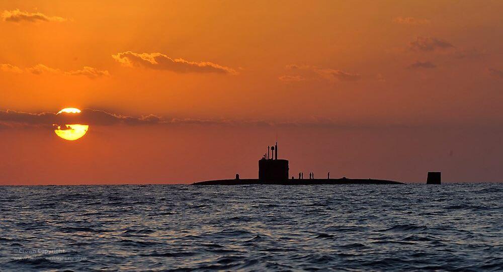 Sous-marin, image d'illustration