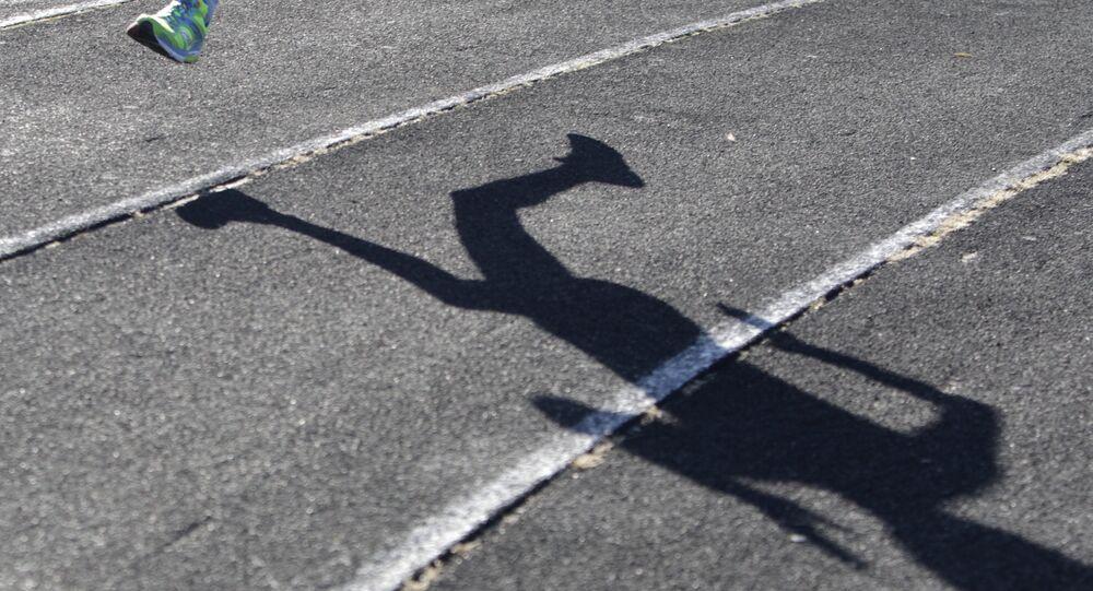 Un athlète (image d'illustration)