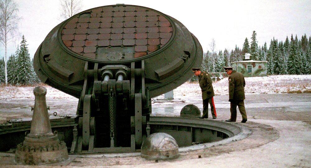 Un silo
