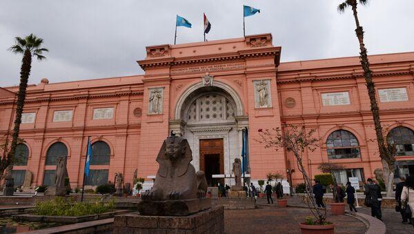 Musée égyptien au Caire - Sputnik France
