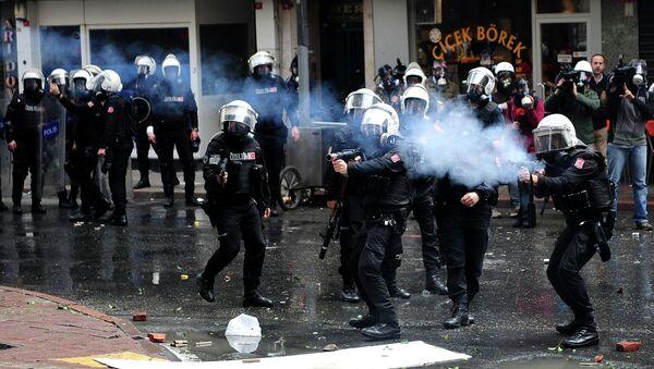 Police turque à Istanbul (archives) - Sputnik France